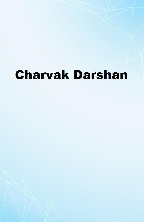 Charvak Darshan