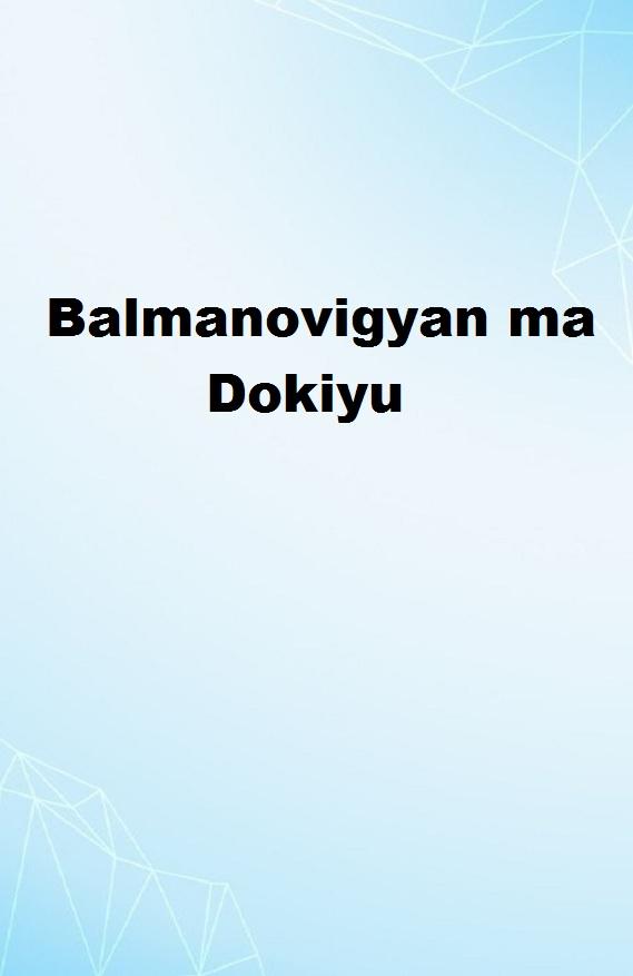 Balmanovigyan ma Dokiyu