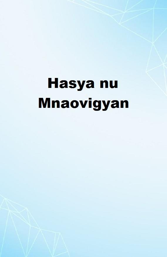 Hasya nu Mnaovigyan