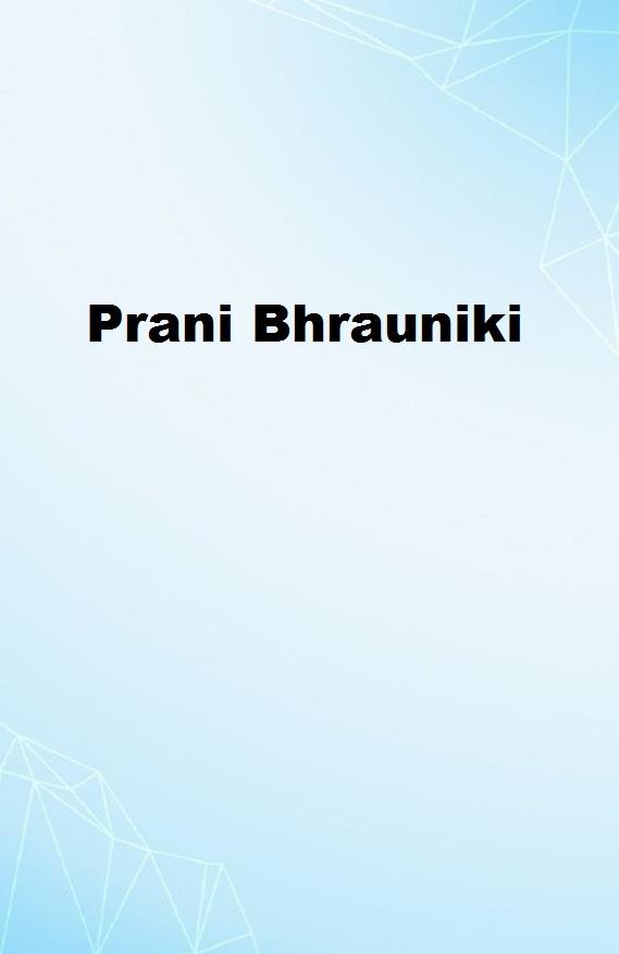 Prani Bhrauniki