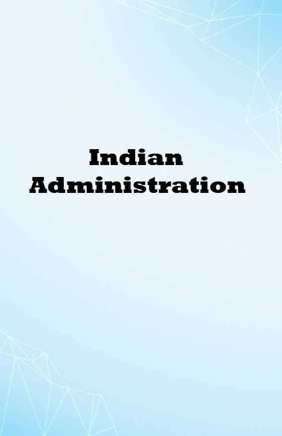 indian-administration